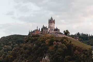 Die Reichsburg in Cochem von Lars Meijer