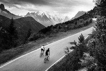 Mont Blanc View van Jarno Schurgers