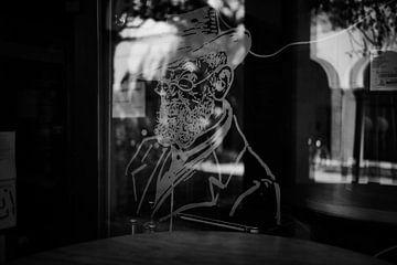 Raam reflecties van Iritxu Photography