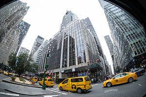 New York yellow cabs