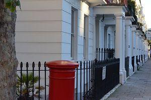 London Streets van