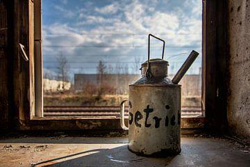 Lost Place Maschinenfabrik von Johnny Flash