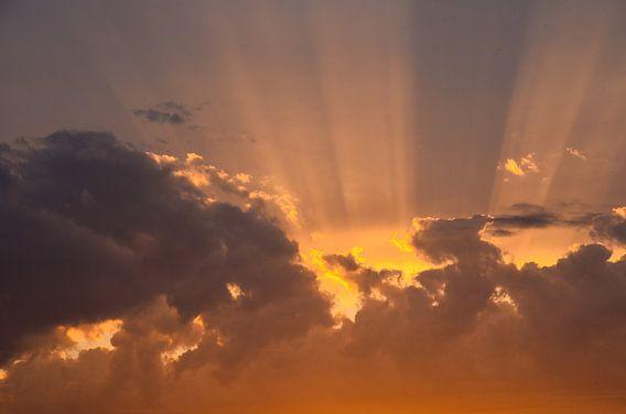Sky on fire van Jaco Verheul