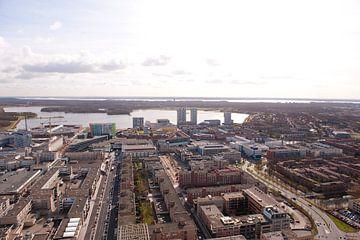 Almere vanaf de WTC van Brian Morgan