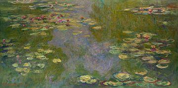 Wasser-Lilien, Claude Monet