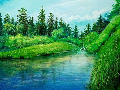 Lacus Montis van Silvian Sternhagel