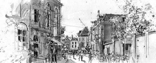 Wed, Utrecht von Christiaan T. Afman