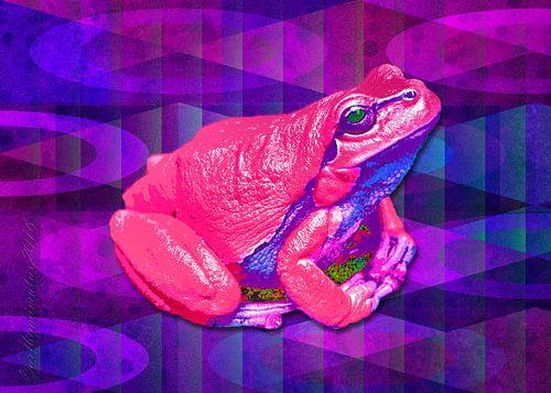 Raspberry Frog van