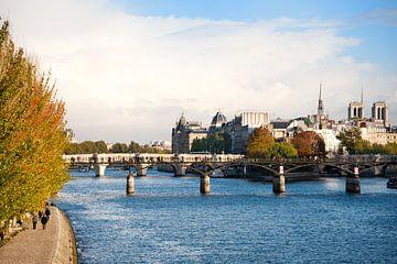Die Seine im Herzen von Paris von Ivonne Wierink