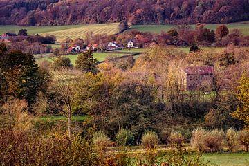 Bauernhöfe in Epen von Rob Boon