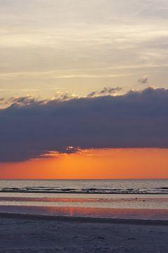 Sonnenuntergang von Angela Dölling