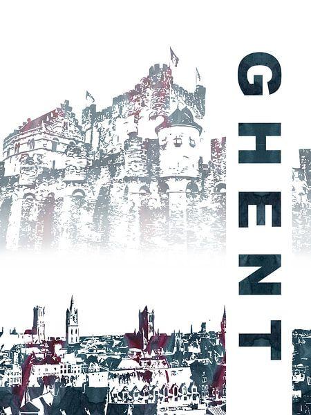 Gent van Printed Artings