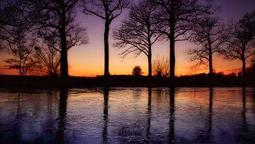 Zonsondergang van Sran Vld Fotografie