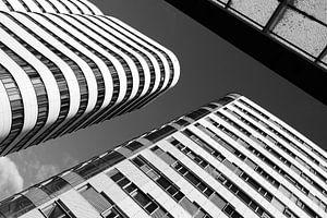 Moderne architectuur in Arnhem van