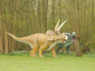 dinosauriërs   van Joke te Grotenhuis