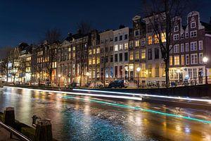 Amsterdamse Herengracht van