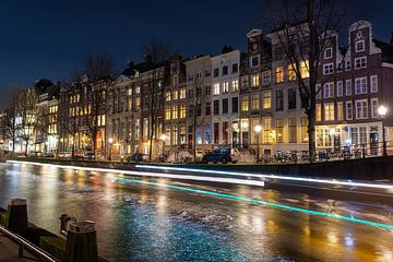 Amsterdamse Herengracht sur Arno Prijs