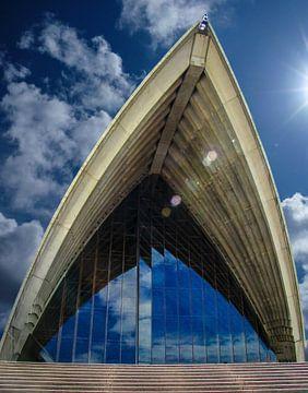 Opéra de Sydney, Australie sur Rietje Bulthuis
