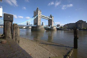 Tower Bridge van Eric Verhoeven