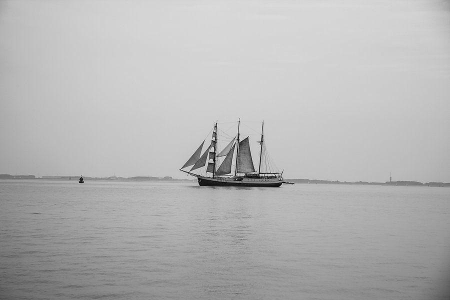 Zeilschip in Zeeland