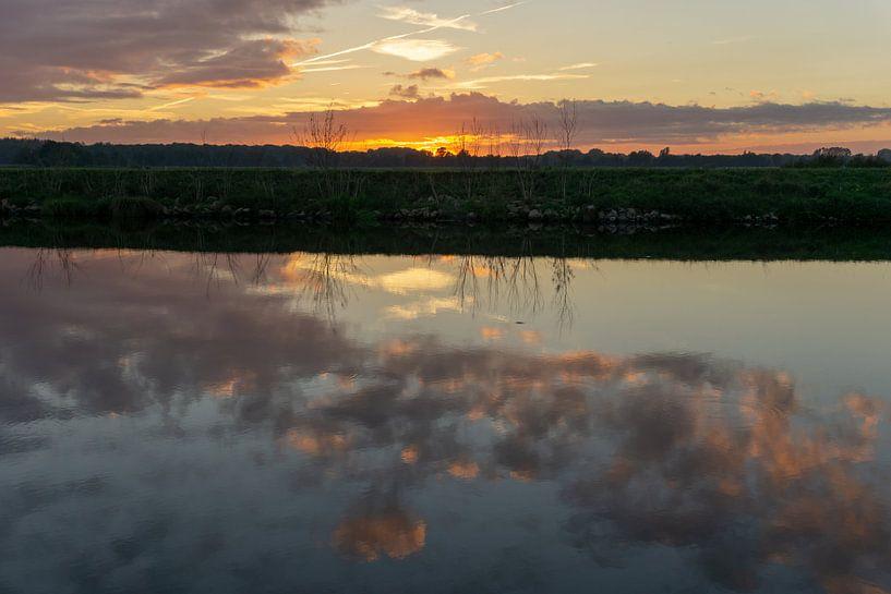 Sonnenuntergang von Anjo ten Kate