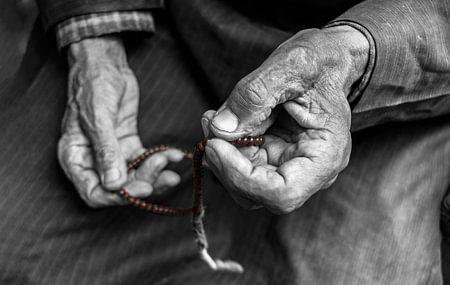 Gebedssnoer van Affect Fotografie