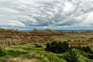 Badlans Nationaal Park, USA