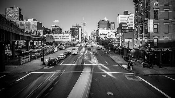 New York Rush Hour van Thomas van Houten