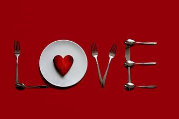 Liebe geht durch den Magen van Heike Hultsch