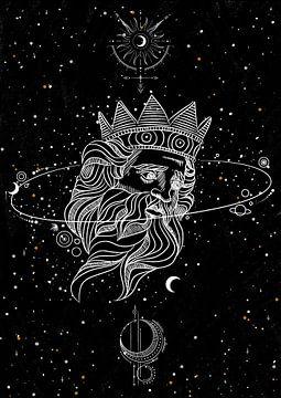 Mystieke Godheid van Lucia