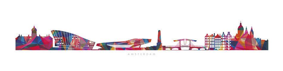 Amsterdam design city van Harry Hadders