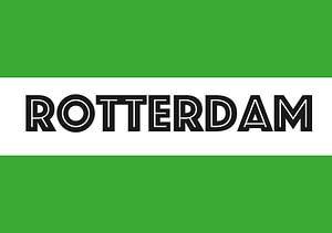 Rotterdamse vlag van