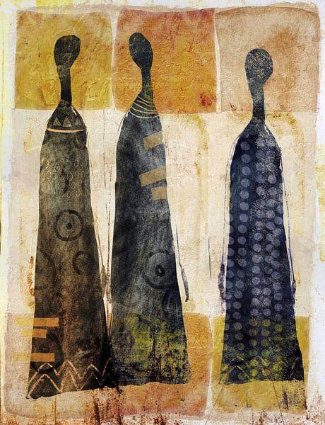 Three of a kind van annemiek groenhout