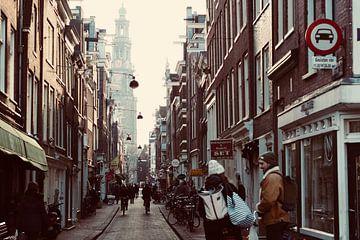 Streets of Amsterdam van