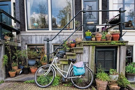 Welkom in Amsterdam! van Amsterdam Fotografie (Peter Bartelings)