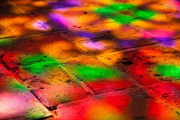 Kleuren in de Kerk van Vincent van den Hurk