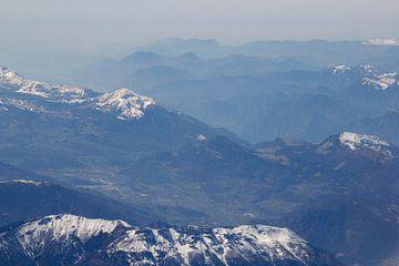 Luchtfoto van Ingrid Hendriks