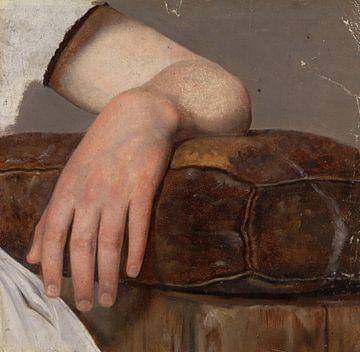 Adolf Tidemand.~Womans arm