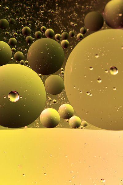 Space pearls van Marcel van Rijn