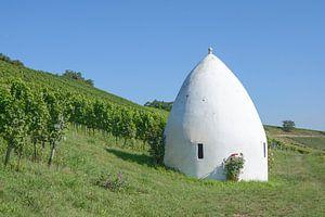Trullo in het wijnbouwgebied Rheinhessen van Peter Eckert