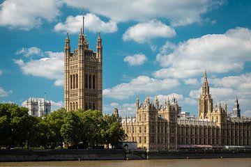 Palast von Westminster von OCEANVOLTA