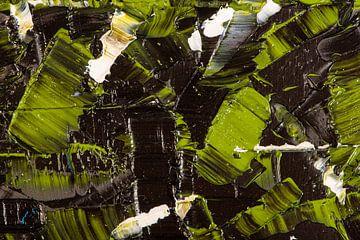 grün & schwarz von Jan Fritz
