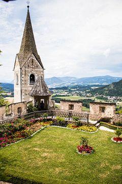 Burg Hochosterwitz in Österreich von Joyce Schouten