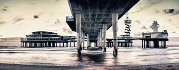 Scheveningen Pier van Nico Garstman