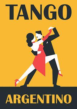 Tango Argentino sur Rene Hamann