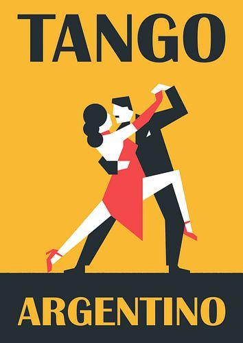 Tango Argentino van Rene Hamann