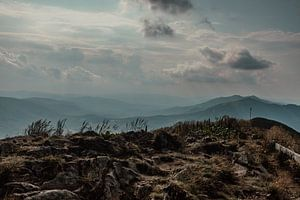 Polnische Berge von Jelle Lagendijk