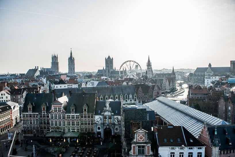 Gent België van Barbara Koppe