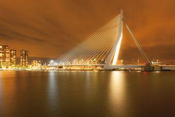 Erasmusbrug Rotterdam von René Groeneveld