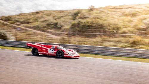 Le Mans Porsche 917K. van